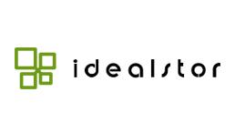 Idealstor logo