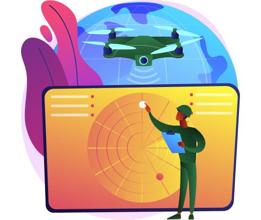 military-wireless